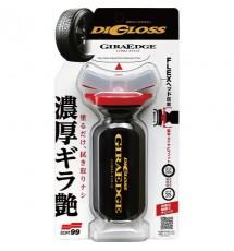 Soft99 Digloss Giraedge - preparat do konserwacji opon z elastycznym aplikatorem 70