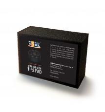 ADBL One Shot Tire Pad piankowy aplikator do dressingu do opon 7x5x2,5 cm