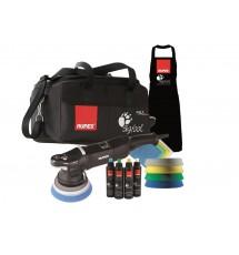 Rupes Big Foot Zestaw LHR15 Mark II DELUXE Maszyna polerska + pady+ pasty + mikrofibry + torba
