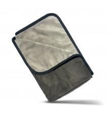 ADBL Mr Gray Towel delikatna mikrofibra do wosków detailerów 40x60 cm 600gsm