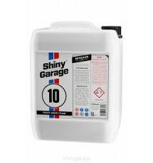 Shiny Garage Back2Black TTD - Dressing do opon, uszczelek, plastików 500ml