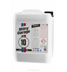 Shiny Garage Blue Foam - neutralna piana aktywna kolor niebieski zapach męskich perfum 5L