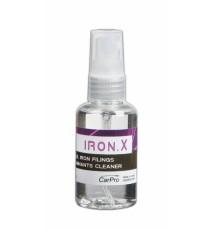 CarPro IronX deironizacja krwawiące felgi testerek 50ml