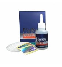 CarPro FlyBy FORTE Extreme Full Kit - zestaw najtrwalsza na rynku niewidzialna wycieraczka 15ml