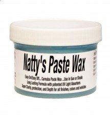 POORBOY'S WORLD NATTY'S PASTE WAX - BLUE