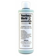 POORBOY'S POLISH WITH CARNAUBA BLUE