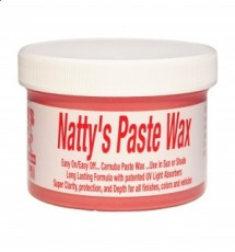 POORBOY'S WORLD NATTY'S PASTE WAX – RED