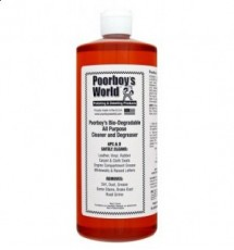 POORBOY'S WORLD BIO-DEGRADABLE ALL PURPOSE CLEANER & DEGREASER