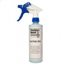POORBOY'S WORLD LIQUID NATTY'S BLUE WAX 473ML