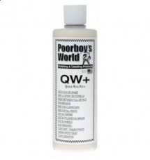 POORBOY'S WORLD QUICK WAX PLUS QW+ 473ML