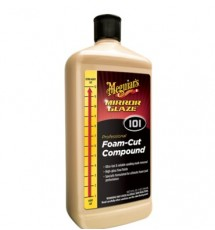MEGUIAR'S 101 FOAM CUT COMPOUND 946ML Pasta polerska (mocno-ścierna) 946ml