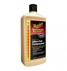 MEGUIAR'S 105 ULTRA CUT COMPOUND 946 ML Emulsja polerska (ultra ścierna)