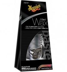 MEGUIAR'S BLACK WAX 198G Wosk samochodowy przeznaczony do ciemnych lakierów.