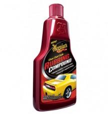 MEGUIAR'S CLEAR COAT SAFE RUBBING COMPOUND 473ML Środek do czyszczenia lakieru i usuwania zarysowań (473ml)