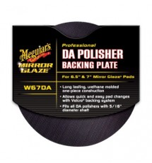 MEGUIAR'S DA POLISHER BACKING PLATE 125MM Talerz mocujący 150 mm Meguiar's DA Polisher Backing Plate do polerek DA