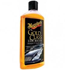 MEGUIAR'S GOLD CLASS CAR WASH SHAMPOO & CONDITIONER... Szampon samochodowy