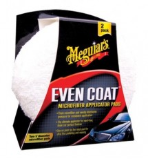 MEGUIAR`S EVEN-COAT APPLICATOR PAD (2SZT.) Aplikator z mikrofibry (2 sztuki)