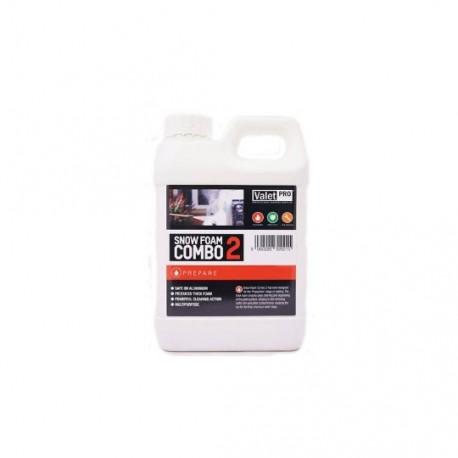 ValetPRO Snow Foam Combo2 - Zasadowa piana aktywna usuwa woski 1L