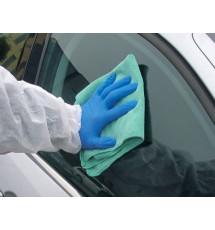 APP MF Cloth Ściereczka pyłochłonna z mikrofibry-zielona