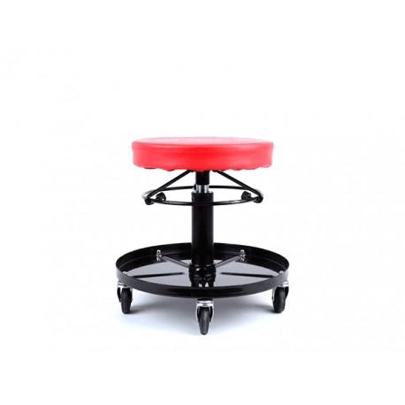 Krzesełko warsztatowe - regulowane