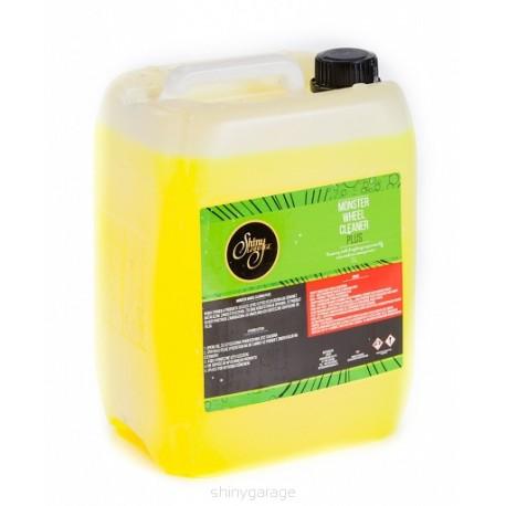 Shiny Garage Monster Wheel Cleaner Plus bezpieczny żel do mycia felg 5L