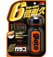 SOFT99 Ultra Glaco - niewidzialna wycieraczka o wysokiej trwałości