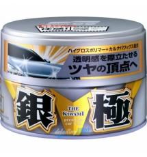SOFT99 Kiwami Silver Hard Wax wosk hybrydowy z carnaubą wysoki połysk 200g