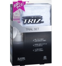 SOFT99 Triz Trial Set - wosk w sprayu nadający wysoki połysk